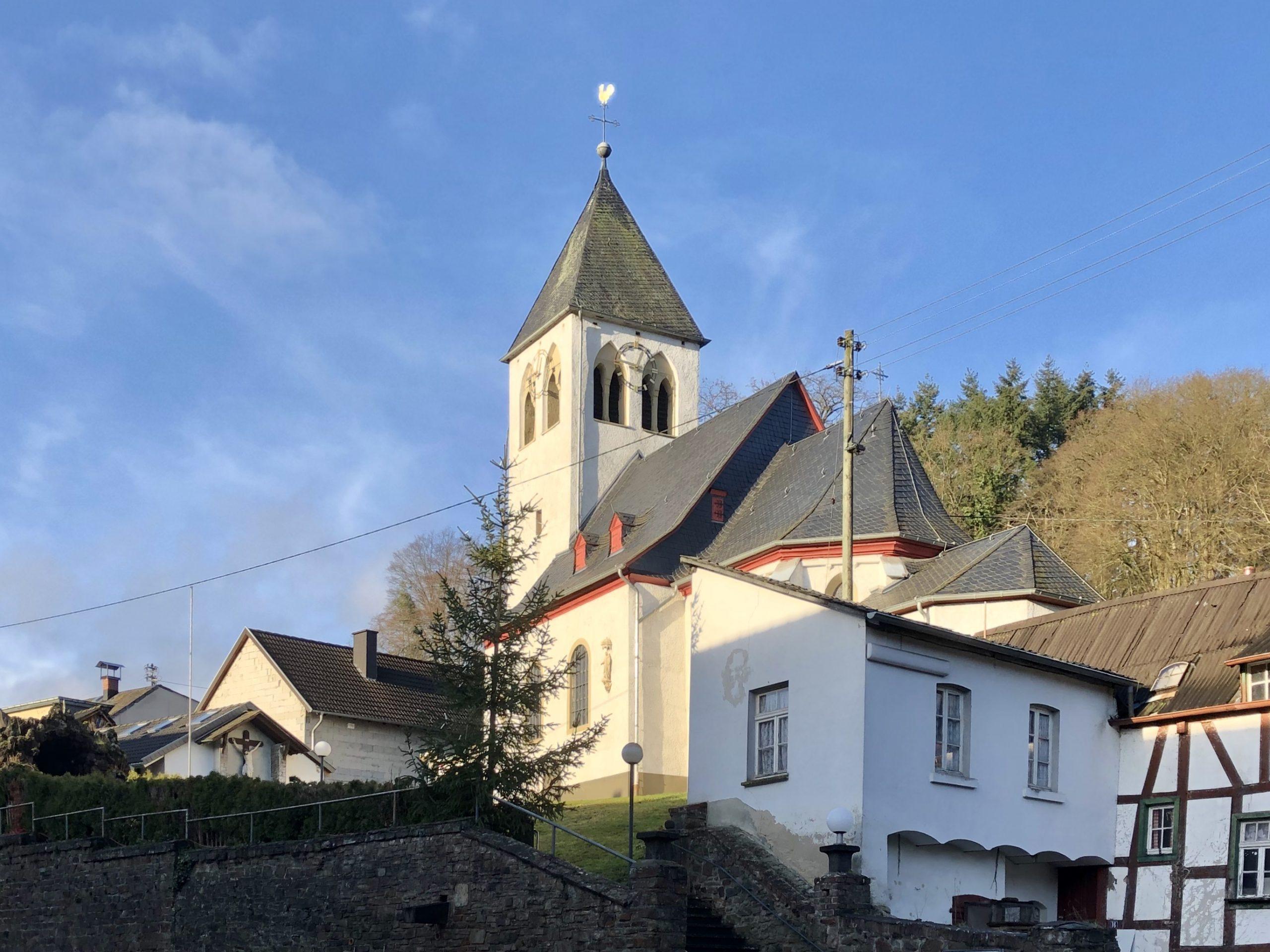St. Stephanus Kirche Gönnersdorf